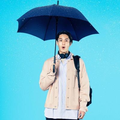 wpc우산 젖지않는 앙누렐라 자동 장우산 65cm UN-02