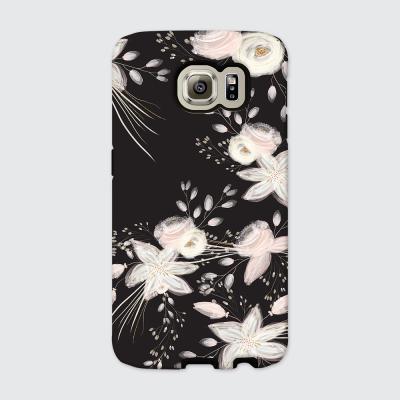 [듀얼케이스] Twinkle Flower-A (갤럭시)