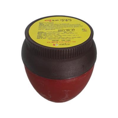 의령소바 비빔장 매운불양념 500g