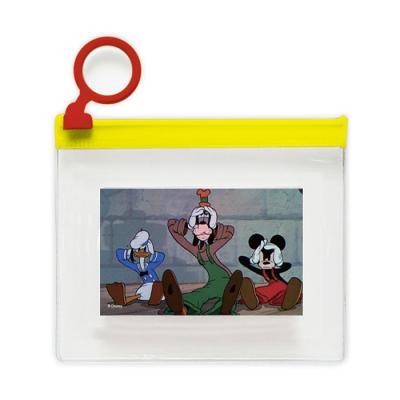 디즈니 미키 마우스 스티커팩 55(지퍼백)