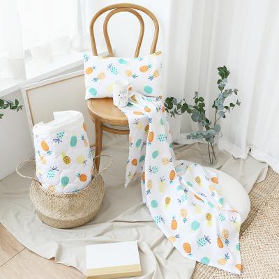 [조아뜨] 네온파인 아기 인견 침구세트 여름