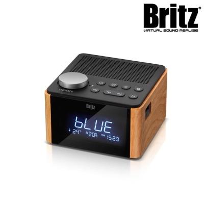 브리츠 모던 레트로 블루투스 스피커 BA-CL1 (정격5W / 스마트폰충전 / 핸즈프리)