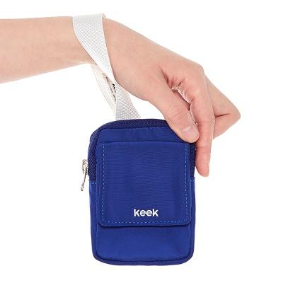 keek 버클 포켓 - Blue