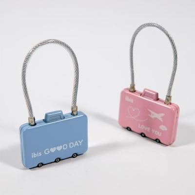 아이비스 3다이얼와이어자물쇠(SP)