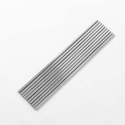 스테인리스 일자 빨대 10p세트(26x0.5cm)