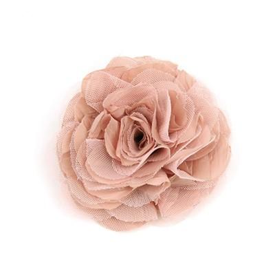 [헤어보우] Lobelia 헤어핀-Peach