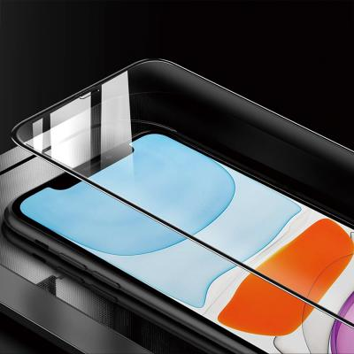 아이폰11프로 풀커버강화유리 필름 4DF 소프트엣지