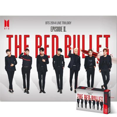 500피스 직소퍼즐 BTS THE RED BULLET DW747457