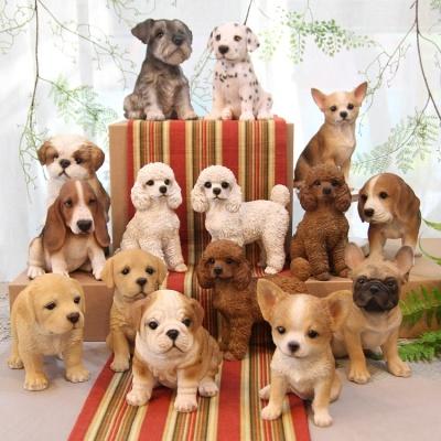 강아지 장식인형 총15종 컬레션