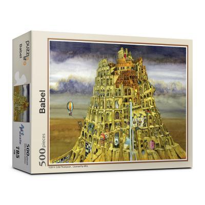 500피스 바벨 직소퍼즐 PL785