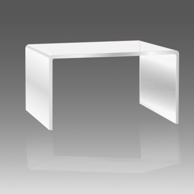 투명아크릴 ㄷ자 받침대 상품진열대