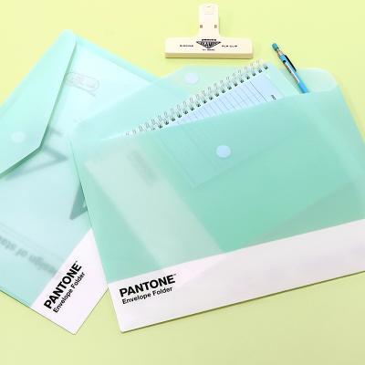 PANTONE 팬톤 봉투 파일