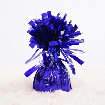 은박 헬륨풍선 무게추 (블루)