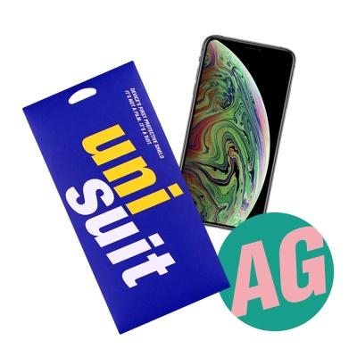 아이폰XS MAX 저반사 슈트 2매 (UT190026)