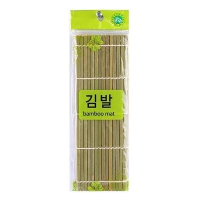 초록 대나무 김발 324