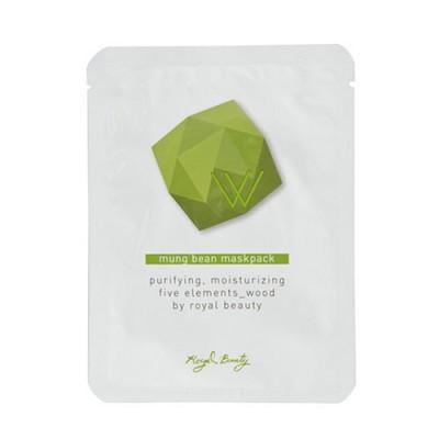 [로얄네이쳐] 파이브 엘레멘트 녹두 마스크팩 20ml