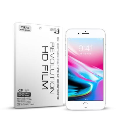 프로텍트엠 아이폰8플러스 지문방지 액정보호 필름