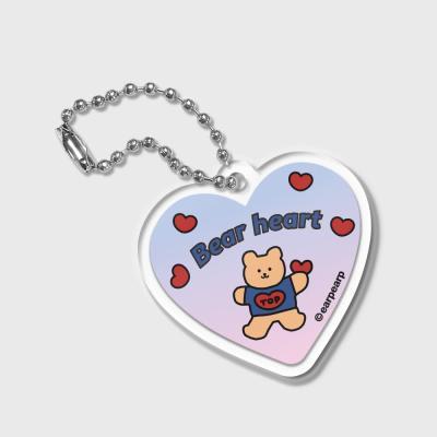 Gradation bear heart(키링)