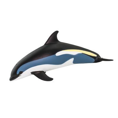 100366 대서양낫돌고래 해양동물피규어