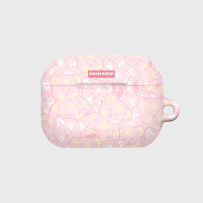 Soft together bear-pink(에어팟프로 하드)