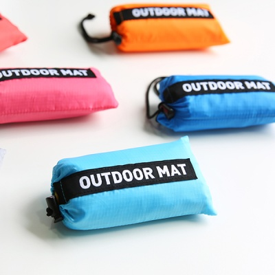 with OUTDOOR MAT 접이식 폴딩 포켓 매트