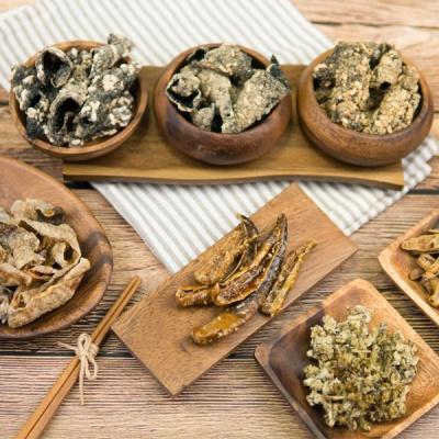 도래푸드 수제부각 전통부각 7종(택1)
