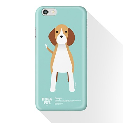 PLUSBOX HULA PET (Beagle) / 케이스/CASE