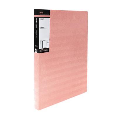 4000 루멘 클리어화일 20P(핑크)