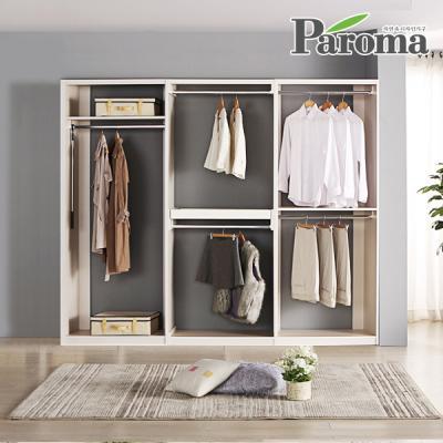 파로마 라라 드레스룸 일자형 3칸D형 (2400x400)