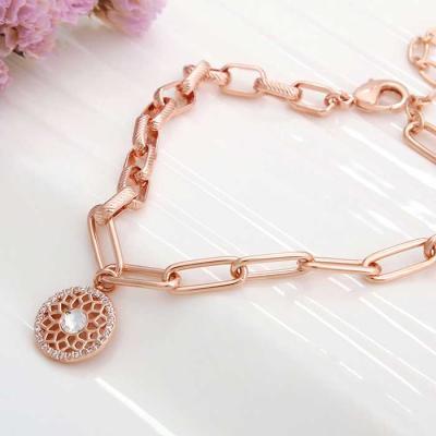 Mujer daily 데레사 bracelet 14KGP rose gold
