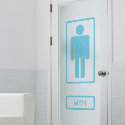 pb557-화장실남녀구분_유리문시트지
