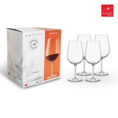 보르미올리 스파지오 와인잔 4P SET