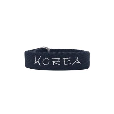 국내 결식아동 기부팔찌 KOREA 코리아