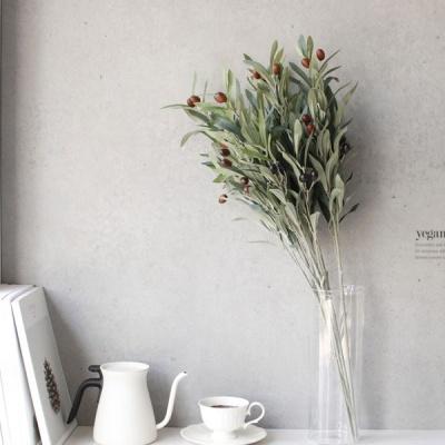 [2HOT] 올리브 열매 가지 조화 1P