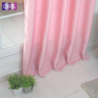 [창데코] 암막커튼 내추럴 핑크 150x230