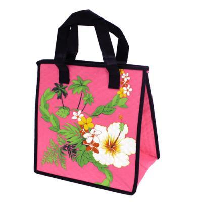 리매후리 핑크 보냉가방