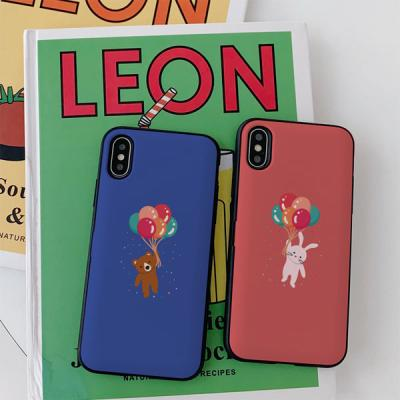 아이폰7 Balloon 카드케이스