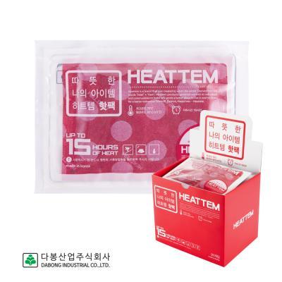 히트템 레드 포켓용 핫팩 (1개)