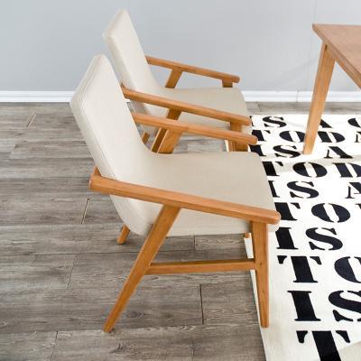 아투 원목 식탁 의자