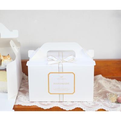 조각케익 상자 포장세트 (2set/박스+리본+스티커)