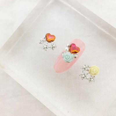Woman bonita nail parts 러블리믹스 1개 3color