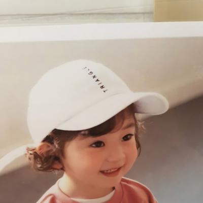 여아 남아 유아 아동 모자 볼캡 썬캡 트라이앵글롱끈