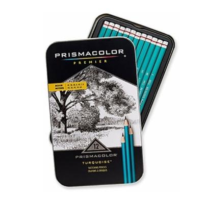 프리즈마 드로잉 연필 스케치펜슬세트(12개입)