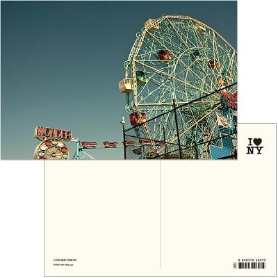 I LOVE NEW YORK (Post card ver.01) - New york 022
