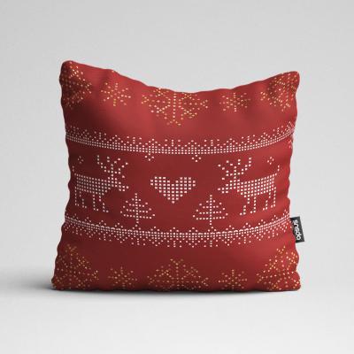 인테리어 쿠션 Christmas Dot deer by노윤(236903)