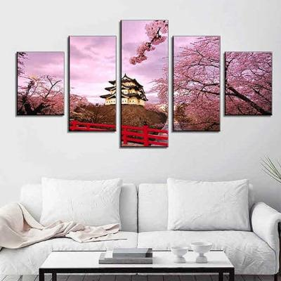 Home gallery CANVAS WALL ART 5분할액자 CH1507707