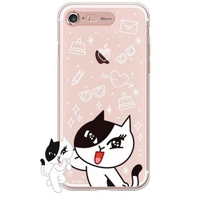 [SG DESIGN] iPHONE7 8 라인프렌즈 제시카 LIGHT UP C