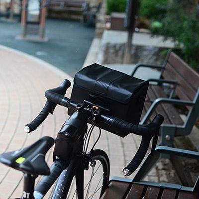 자전거 완전 방수 여행 및 자전거 출퇴근 핸들바 가방