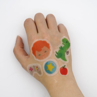 어린이화장품 플로릿 캐빈 스티커 마스크 팩 10매