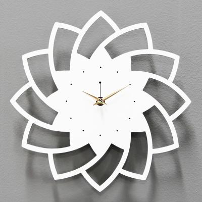 바람개비 교육용 무소음 벽시계